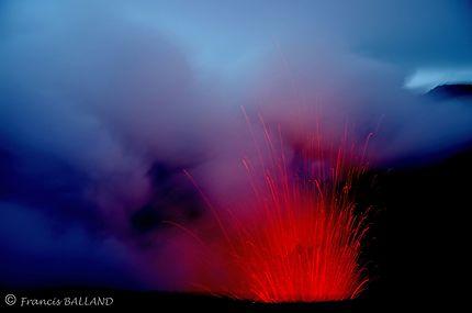 Volcan Yasur, au Vanuatu