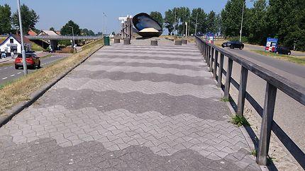 À l'entrée de Bruinisse, Pays-Bas