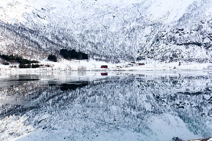 Miroir Arctique