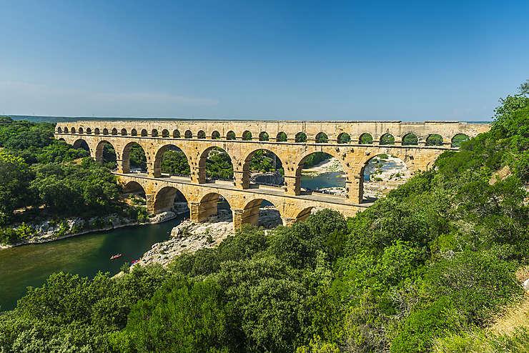 Le pont du Gard  (Gard)