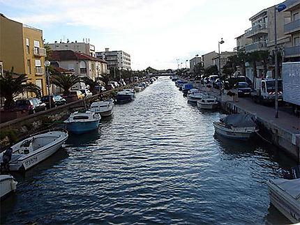 Canal de Palavas