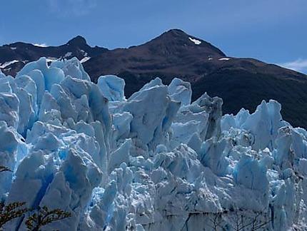 Bleu Glacier à El Calafate