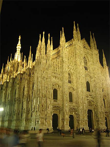 El Duomo de nuit