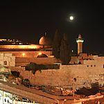 Nuit sur le quartier juif