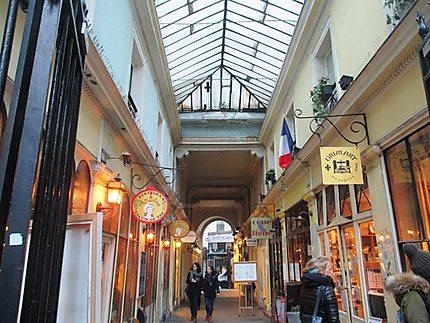Passage du Commerce St André des arts