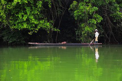 Une certaine grâce sur le lac Ba Bè