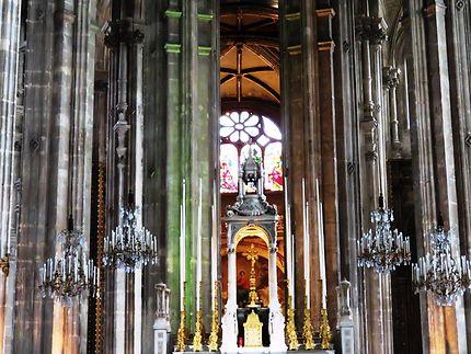 Le Chœur Église Saint-Eustache