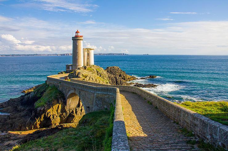 Le Finistère, sur la Route des Phares