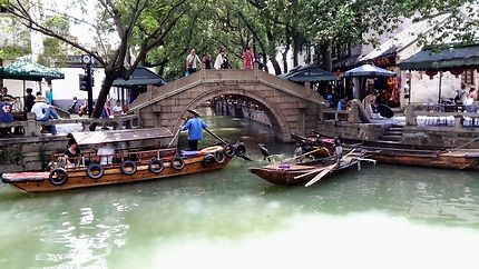Tongli, la petite Venise de Shanghai