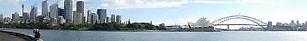 Panorama de Sydney
