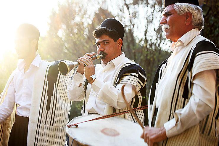 Orchestre traditionnel des tribus Bakhtiari, Iran