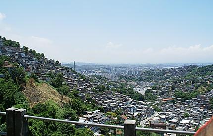 Quartier de Rio - Santa Teresa