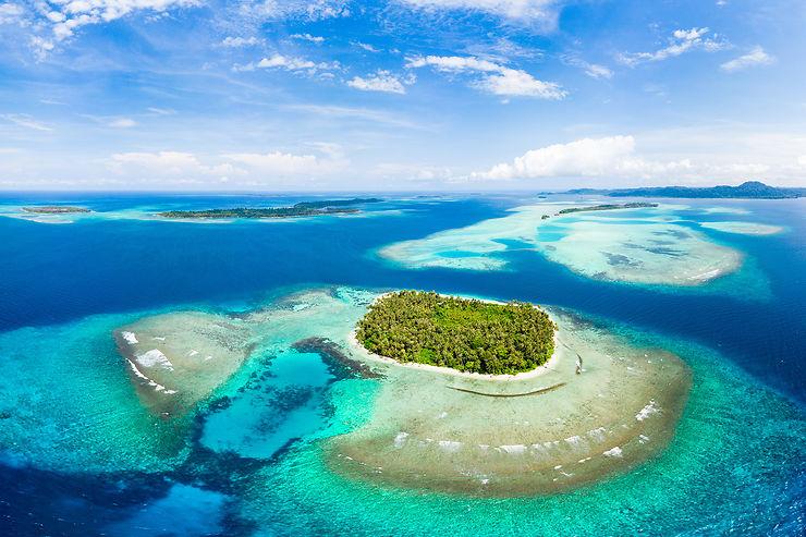 Plein nord et côte ouest : Pulau Weh, îles Banyak
