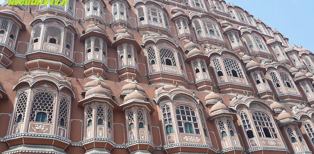Itinéraire de ma première journée à Jaipur dans le Rajasthan Indien