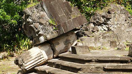 Ruines de l'Eglise du Fort