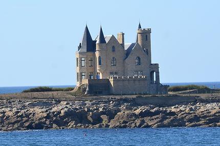 Le château de Turpault Quiberon