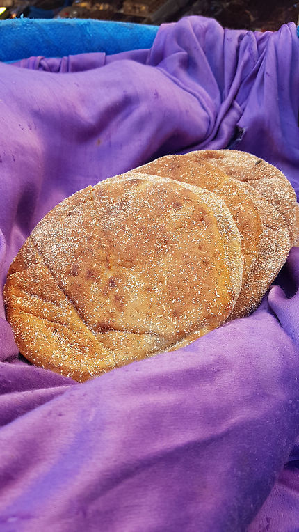 Hmmm le bon pain...