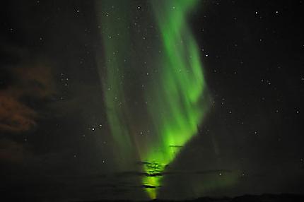 Aurores Boreale Islande