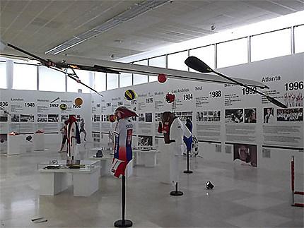 Musée olympique serbe