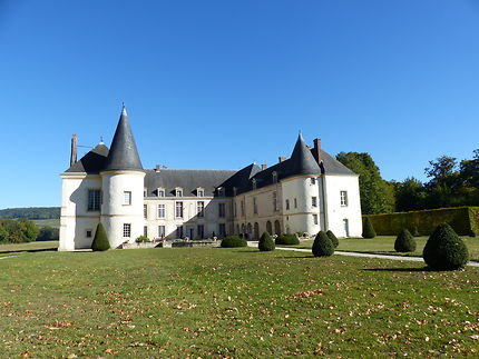 Le bien joli Château de Condé en Brie