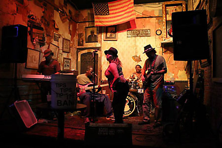 Sur la route du blues, de Chicago à La Nouvelle-Orléans
