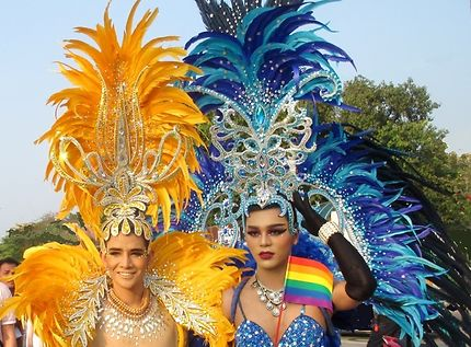 Gay Pride Festival Pattaya 2018