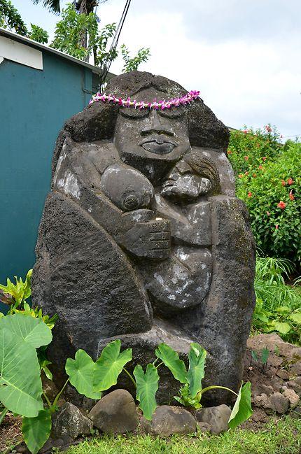 Tiki Hanaleï, Hawaii