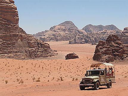 Petite ballade dans le désert