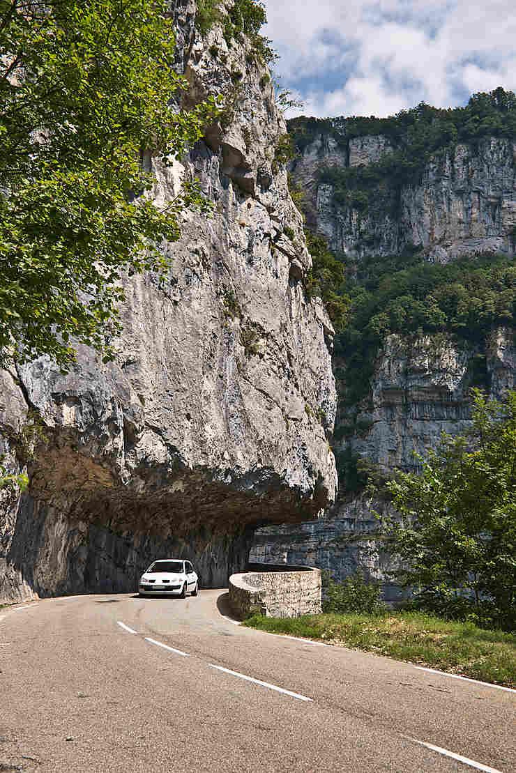 Les routes du Vercors (Alpes)