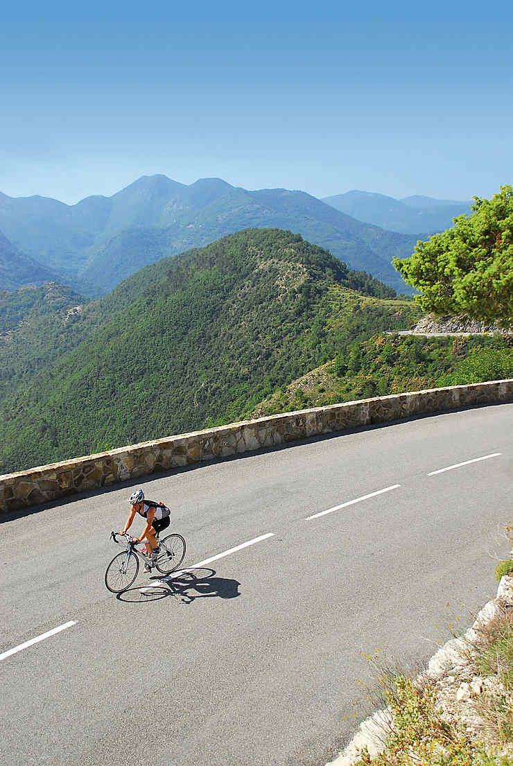 Col de Turini (Côte d'Azur)