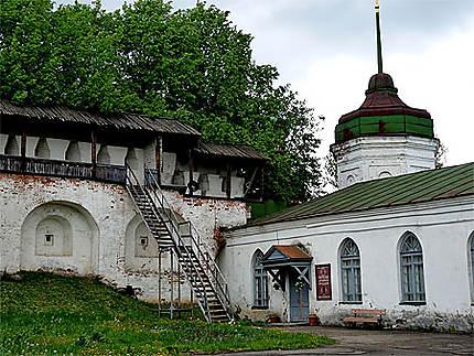 Monastère du Saint Sauveur