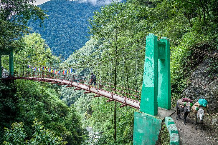 Trek de Goeche-La et le Kangchenjunga, l'axe du monde