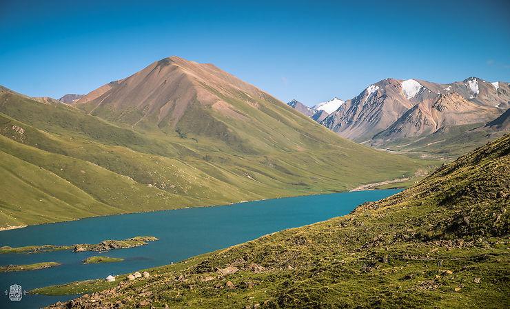 Lac Kol Ukok, Kirghizistan