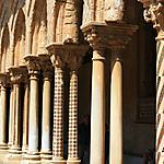 Superbes colonnes