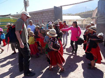 Ecole à Cotahuasi