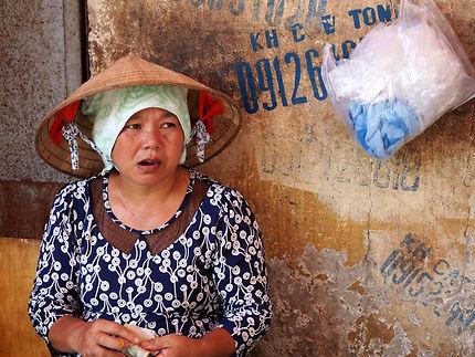 Hanoi - le vieux quartier des 36 corporations