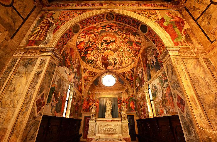 San Vito al Tagliamento : l'empreinte de Venise