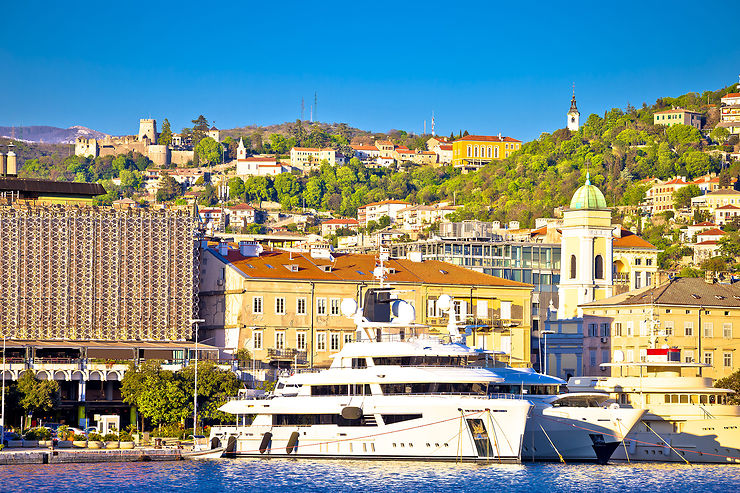 Croatie : Rijeka, capitale européenne de la culture en 2020