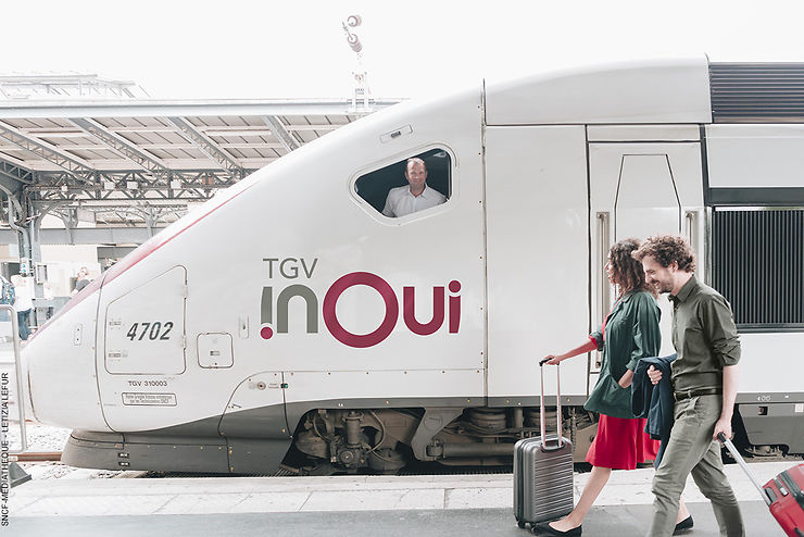 Promo SNCF - L'Europe en TGV à partir de 29 €