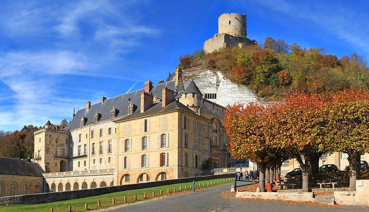 La Roche-Guyon (Val d'Oise)