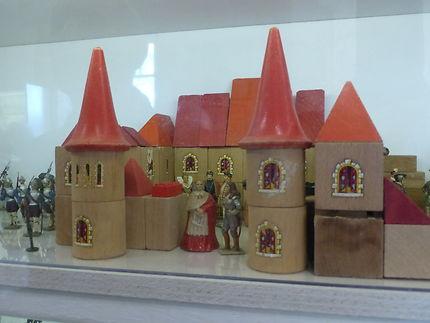 Le château de Condé en miniature