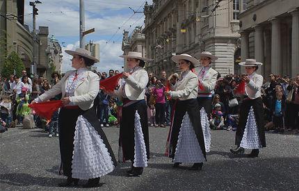 Le Carnaval de Lausanne au printemps