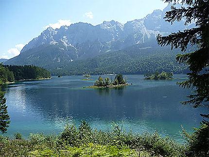 Lac d'Eibsee
