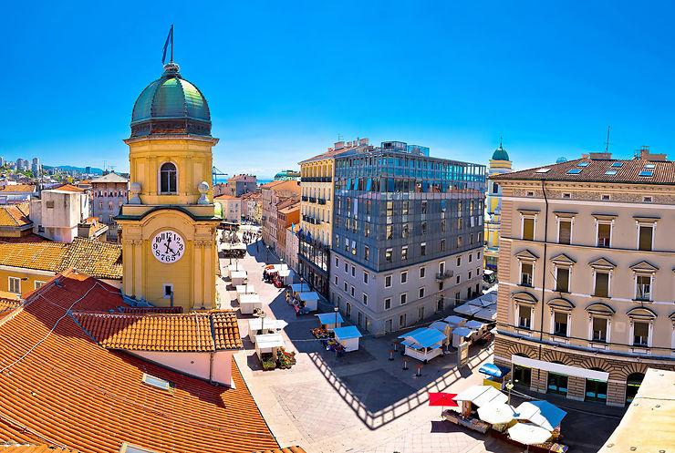 Rijeka, capitale européenne de la culture 2020