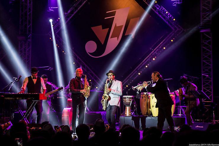 Jazzablanca Festival à Casablanca