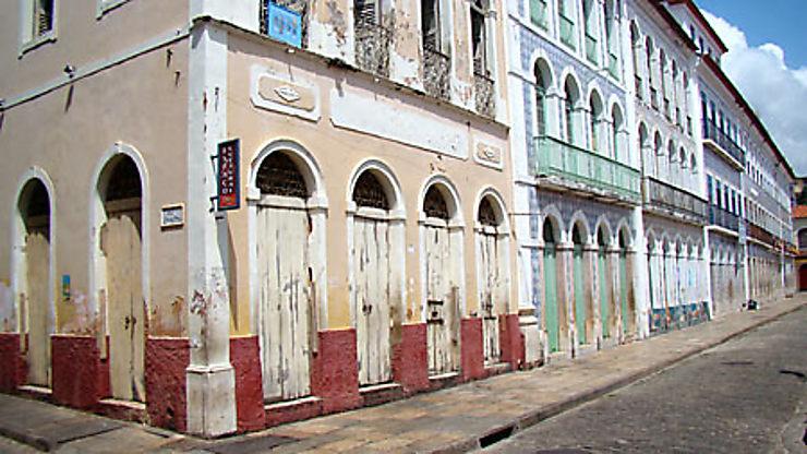 São Luís : chef-d'œuvre en péril