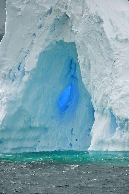 Iceberg au Cap Horn