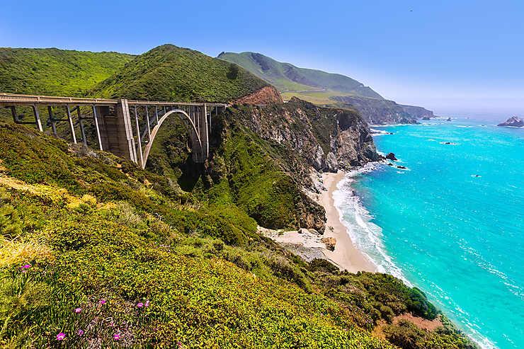 California State Route 1 : le rêve californien en 1000 km