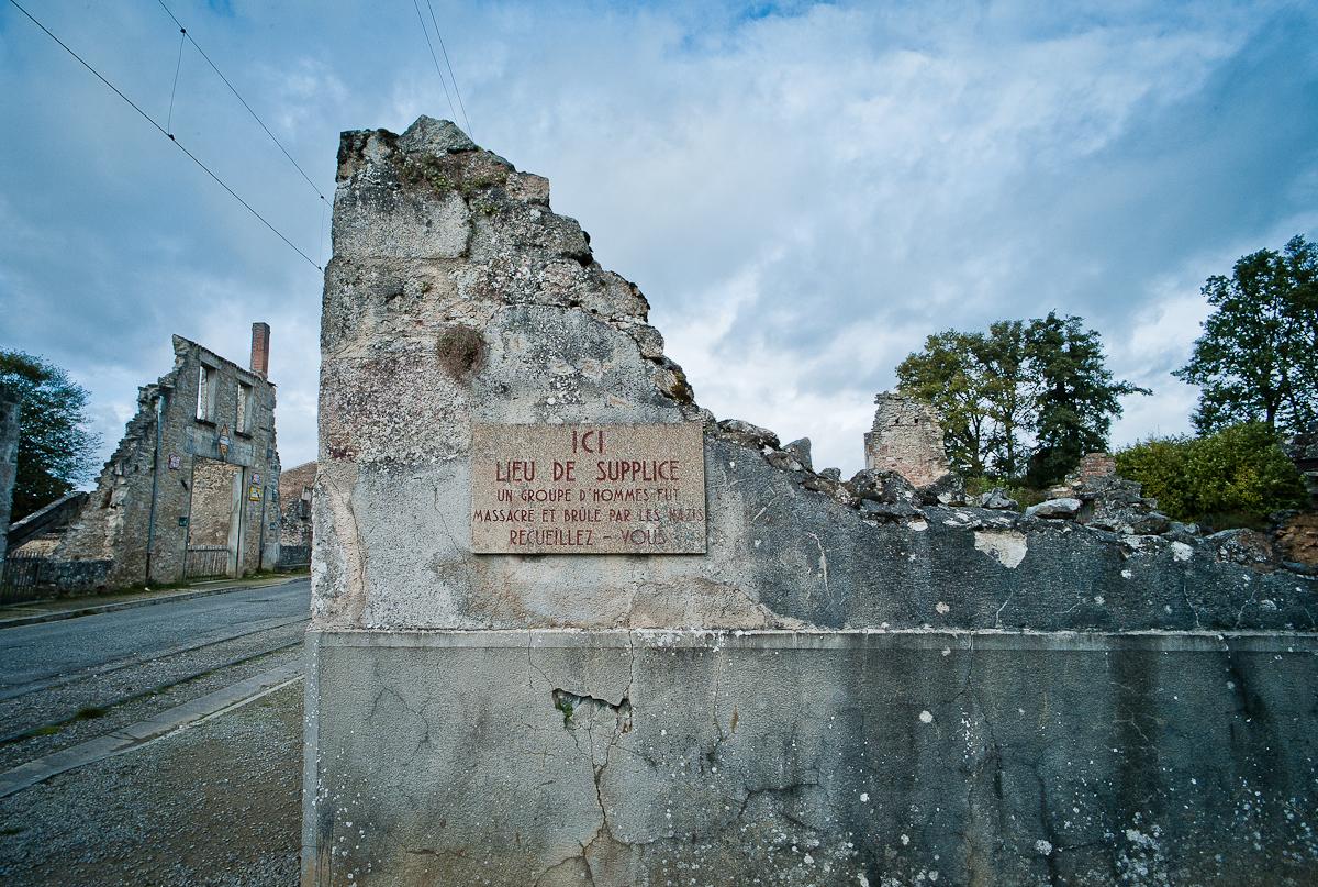 Oradour-sur-Glane - Limousin
