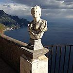 Ravello Villa Cimbrone terrasse de l'infini